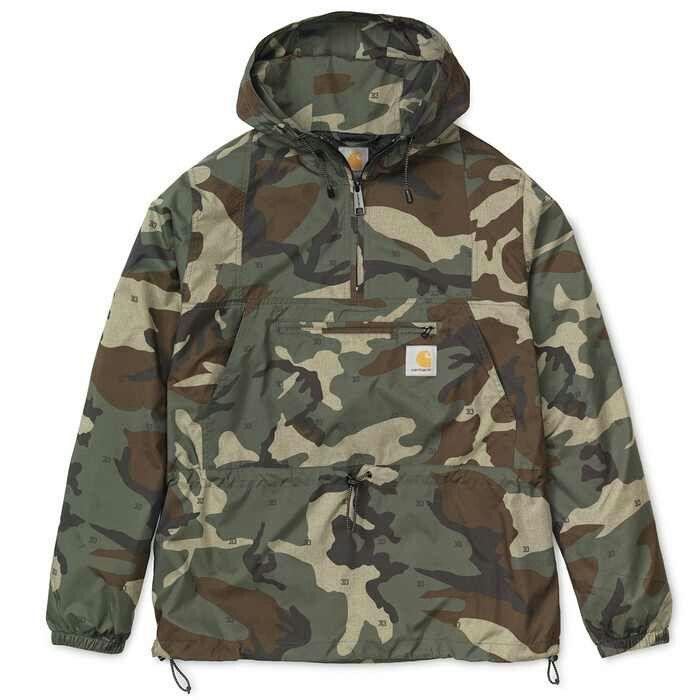 Carhartt Pullover  http://shop.carhartt-wip.com/gb/men/jackets