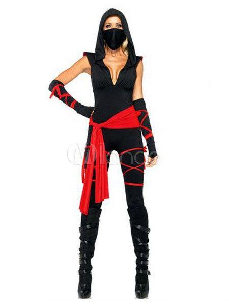 [€25,75] Cool Ninja Festival Kostüm für Damen