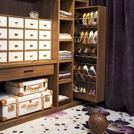 Clever shoe storage solutions that'll keep your footwear in check