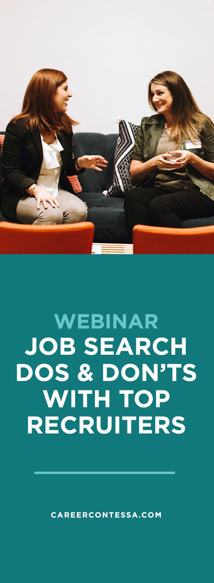 WEBINAR: Top Recruiters On Their Job Search Dos U0026 Donu0027ts