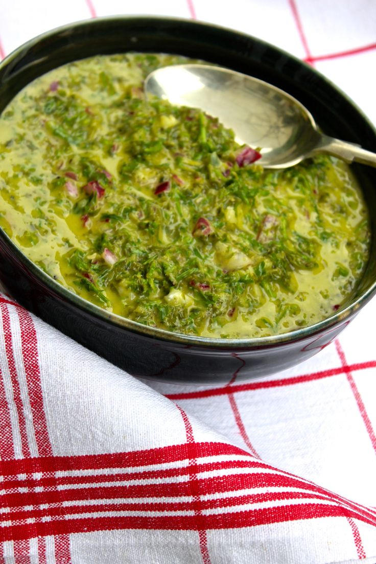 Grilling tonight? You've just got to try this amazing chimichurri recipe
