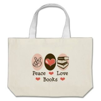 Great Canvas Book Tote Bags for Book-Lovers: I NEED THIS BAG! lol