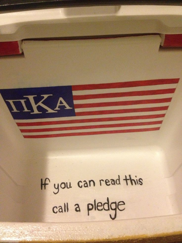 Pike Cooler #fraternity #lovepike