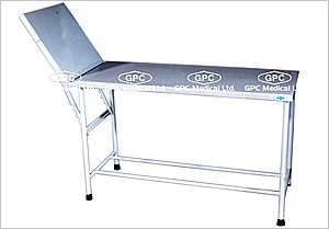 Medical Examination Tables: GPC Medical Ltd. is a government of india recognized star export house company. We are exporter & manufacturer of medical examination tables from India. Visit us for more examination tables products http://www.gpc-medical.com/hospital_furniture_india/examination_tables_india.htm