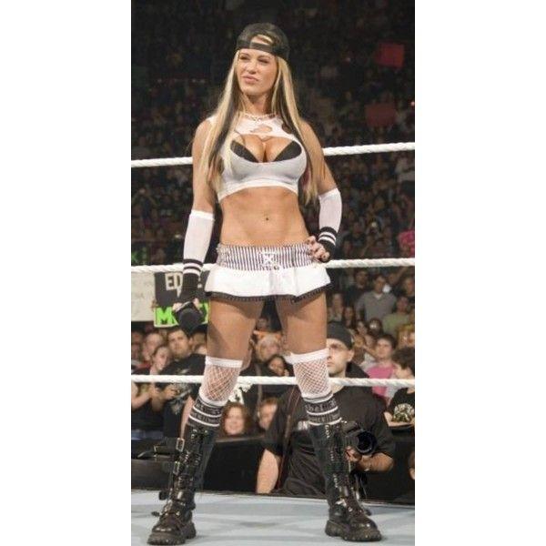 Ashley Massaro Photo - WWE, Wrestling Diva, Playboy, Playmate,... ❤ liked on Polyvore featuring home, home decor and ashley massaro