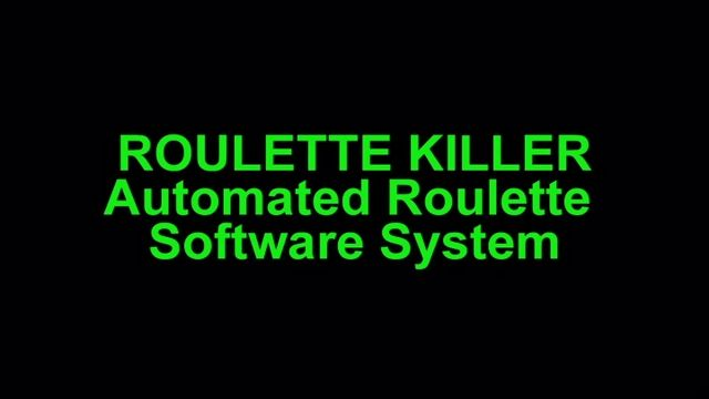 Roulette 63 system