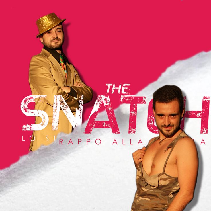Staff-The Snatch Jacopo