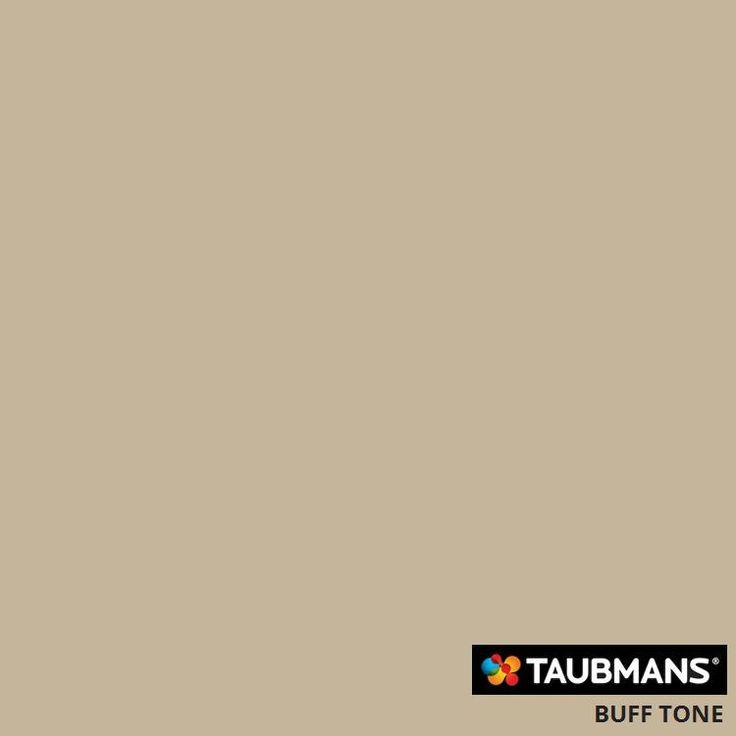 #Taubmanscolour #bufftone
