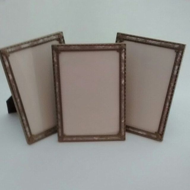 Vintage Metal Picture Frames Image collections - origami ...