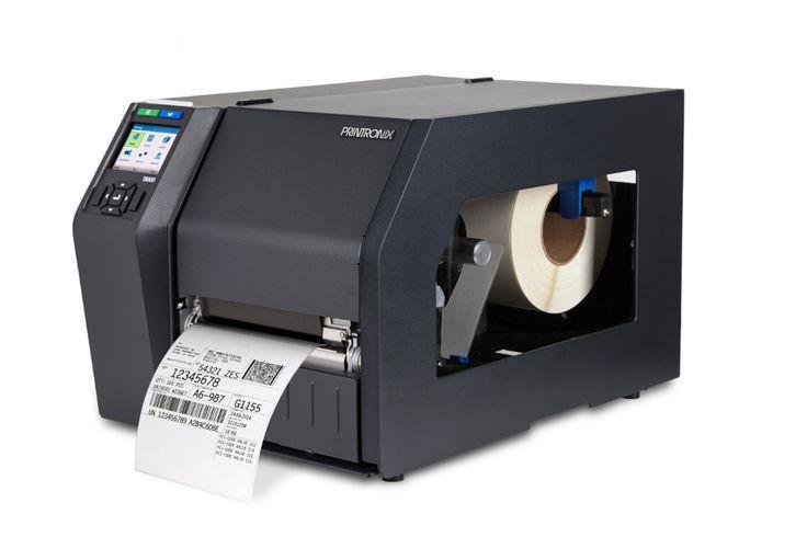 FachPack 2015: COT zeigt neue Printronix-Thermodrucker-Serie T8000 mit belegsicherem Etikettendruck - http://www.logistik-express.com/fachpack-2015-cot-zeigt-neue-printronix-thermodrucker-serie-t8000-mit-belegsicherem-etikettendruck/