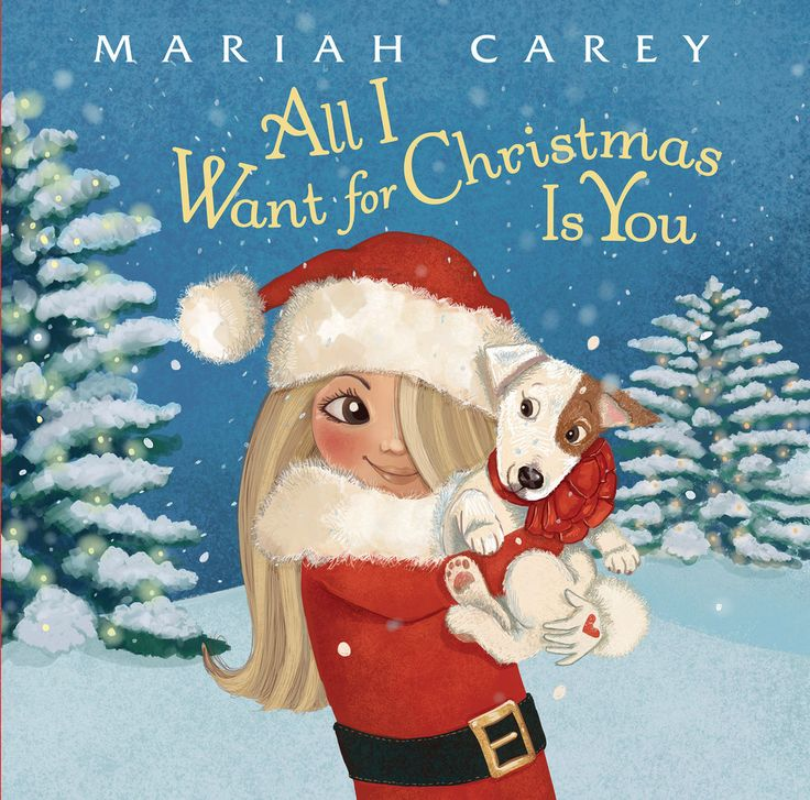 Here's An Exclusive First Look At Mariah Carey's New Picture Book