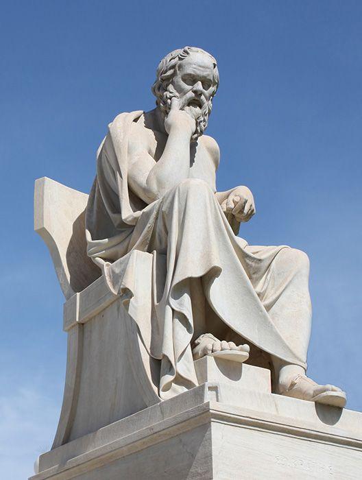 Sócrates de Atenas fue un filósofo clásico ateniense considerado como uno de los más grandes, tanto de la filosofía occidental como de la universal.