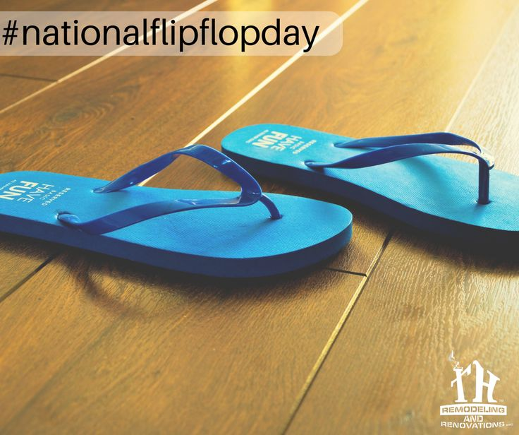 TGIF! TH Remodeling & Renovations Inc. 845-567-9743 www.thdoesitall.com #THremodeling #nationalflipflopday #TREX #hudsonvalley #ny #nj