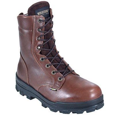 Wolverine Boots DuraShocks Steel Toe Waterproof Insulated Boots 3176