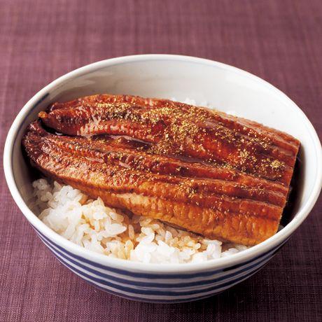 ふっくらうな丼   石原洋子さんのどんぶりの料理レシピ   プロの簡単料理レシピはレタスクラブネット
