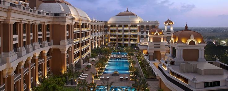ITC Hotels is #India's second largest hotel chain with over 100 hotels across 70 destinations. This chain hotels provides branded accommodation, branded cuisine, environment and guest safety. #ITCHotels integrated India's fine tradition of hospitality with globally benchmarked services. #wonderlust #luxury