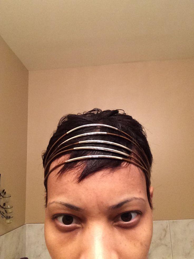 #HairAccessory #BlingForTheHair