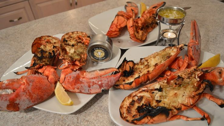 #NewYears : #Grilled #NapaJacks #Citrus #Herb #Lobster Halves? Now, it's a #celebration! #seafood  This show is brought to you by Wine Country Kitchens : http://WineCountryKitchens.com  * Get #recipes & more at Cooking With Kimberly: http://cookingwithkimberly.com @CookingWithKimE #cwk