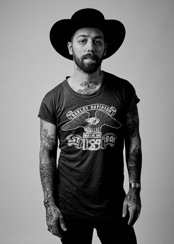 James Maple in The Lash Stetson Hat - Made Exclusively for Midnight Rider