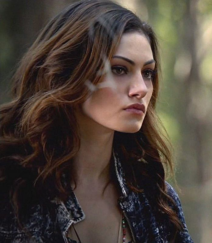 Phoebe Tonkin as Haley From The Originals, Season 1, episode 5, 'Sinners and Saints'