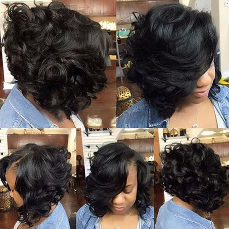 3 bundles Funmi Hair Egg curl natural black color can be dye Full 100g/pcs Double drawn Remy human hair weft 10 -24