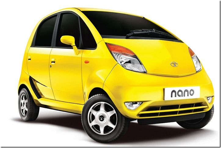 Tata Nano Gujarat Plant Running At Only 25% of Full Capacity.