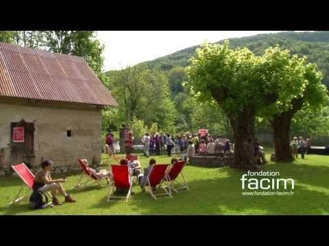 Les Rencontres Littéraires de la Fondation Facim 2013