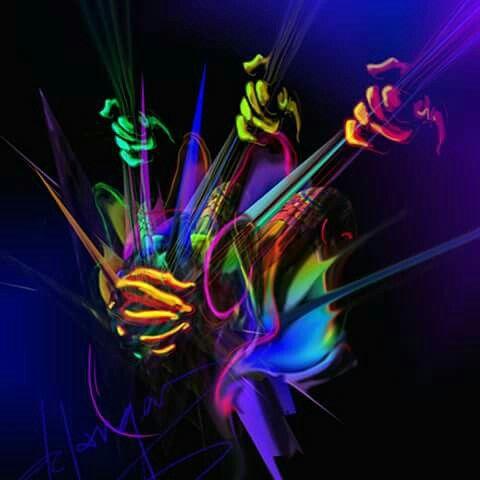 18 best Neon Art images on Pinterest Desktop backgrounds, Google - fresh periodic table of elements neon
