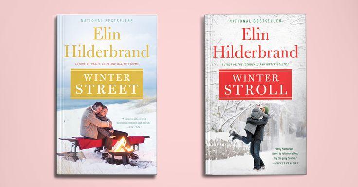 Elin Hilderbrand's Winter Books in Order Winter books