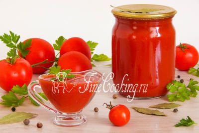 Шаг 15. Попробуйте и вы этот рецепт томатного соуса в домашних условиях