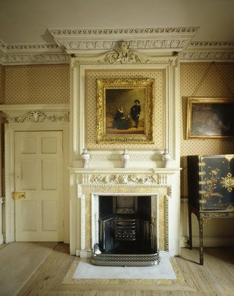 morning room ~ Peckover House