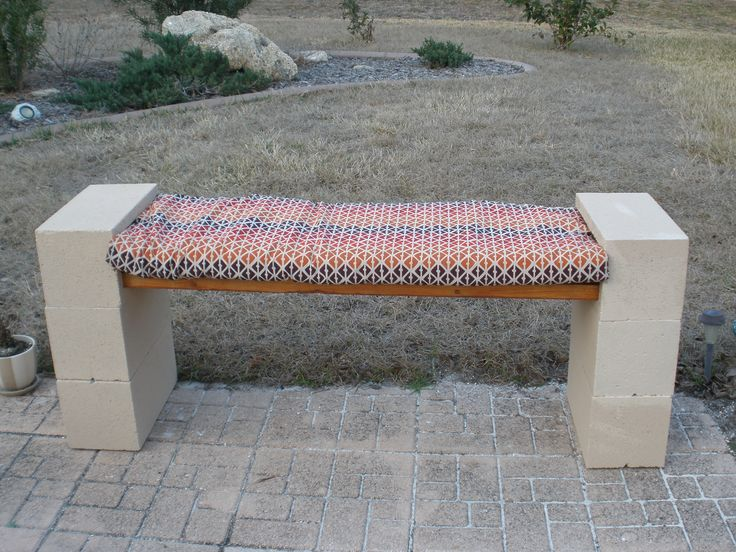 76 best repurpose diy concrete blocks cinder blocks for Cinder block seating area