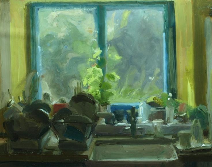 Euan McClure, painter
