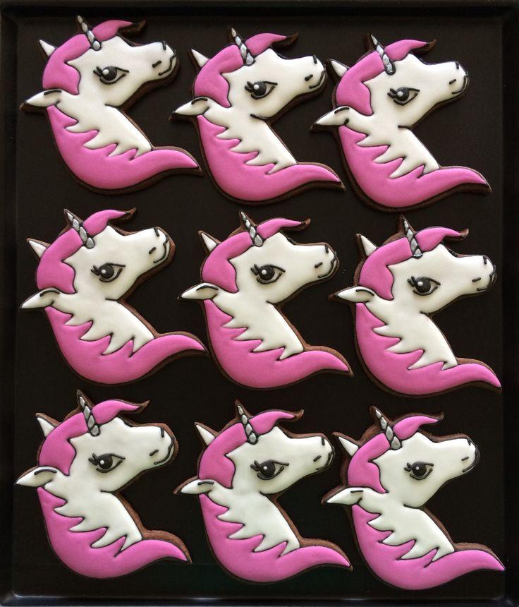 Eenhoorn Koekjes / Unicorn Cookies