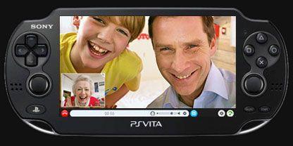 Fatal1ty's PS Vita Skype app presentation
