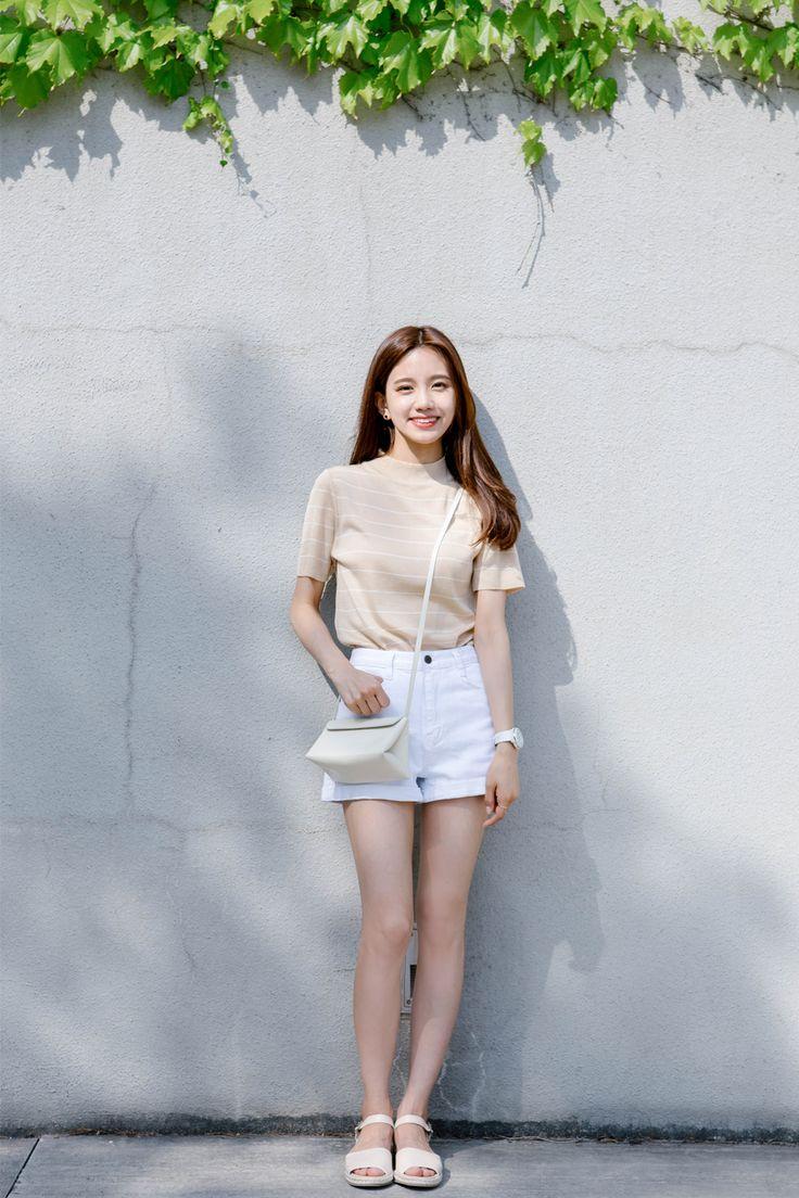 #korean, #fashion, #summer, #look, #ootd