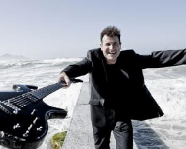 Come sing and dance with one of South Africa's most celebrated sons, Johnny Clegg at the music hall on Saturday, April 5th at 8 PM!