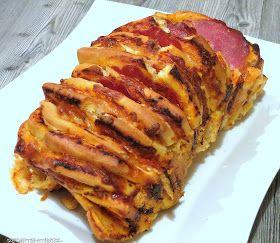 Rezepte mit Herz ♥: Pizza - Zupfbrot