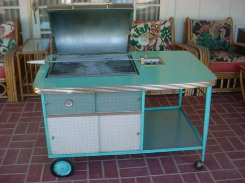 32 best images about 39 gear grills vintage on pinterest for Modern barbecue grill