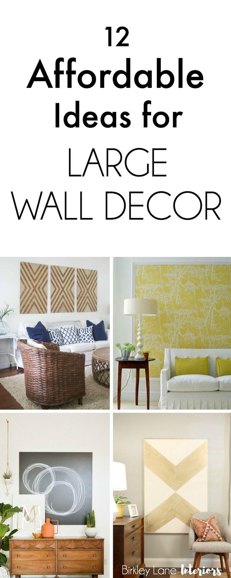 Best 25+ Large wall art ideas on Pinterest | Large art ...