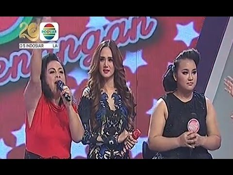 "Mulan Jameela feat Ocha Mamamia ""Aku Cinta Kau Dan Dia""@ Mamamia Indones..."