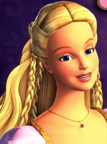 Ideas about rapunzel barbie on pinterest barbies
