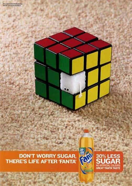 Don't worry sugar