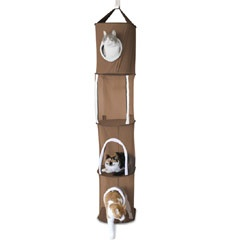 Kitty City Hanging Cat Tower on Sale | Free UK Delivery | PetPlanet.co.uk