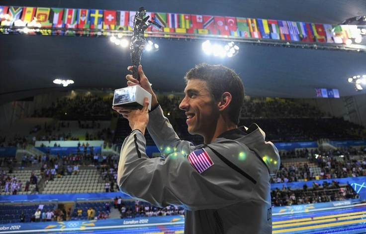 Phelps most decorated Olympian