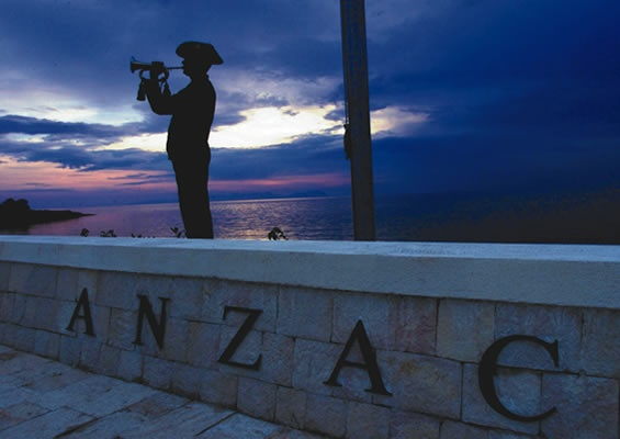 ANZAC Day 2015 Centenary. Lest we forget. Tempo can take you to Gallipoli to commemorate our diggers.