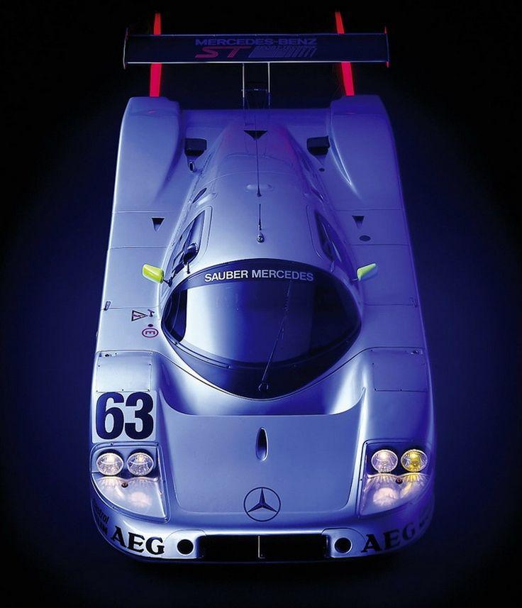Sauber Mercedes-Benz C9