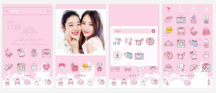 Korean Android Themes By MhishaFriday, February 07, 2014 // 4 CommentsKorean Android Themes