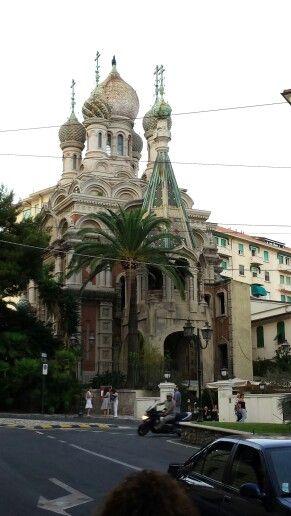 Chiesa Ortodossa, Sanremo