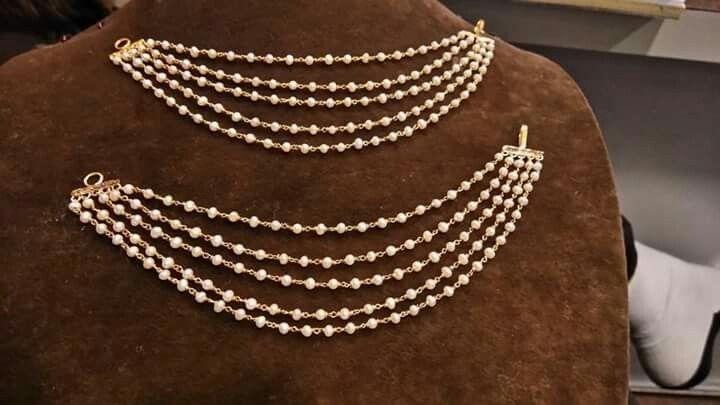 Ear chain(maati)